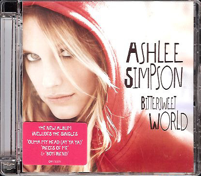 Simpson, Ashlee Bittersweet World