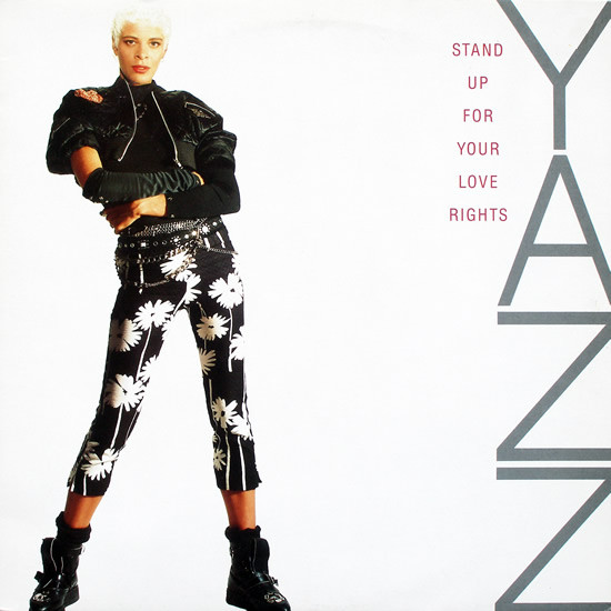 Yazz Stand Up For Your Love Rights Vinyl
