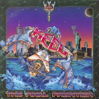 Keel The Final Frontier Vinyl