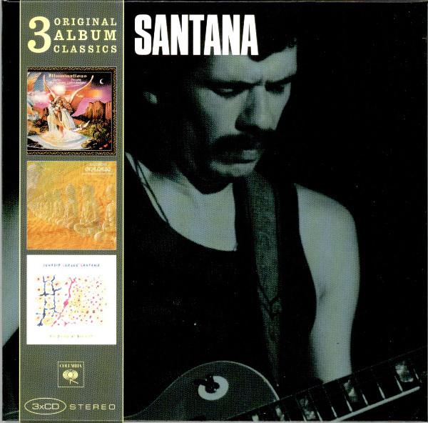 Santana 3 Original Album Classics  Vinyl