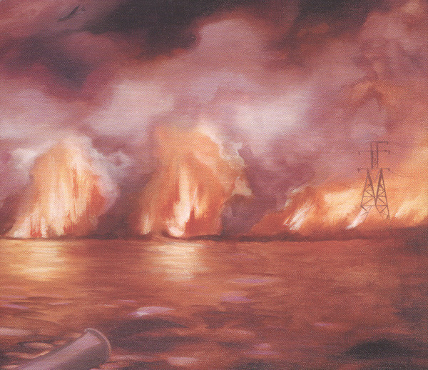 The Besnard Lakes The Besnard Lakes Are The Roaring Night CD