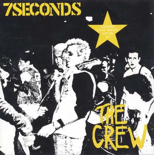 7 Seconds The Crew CD
