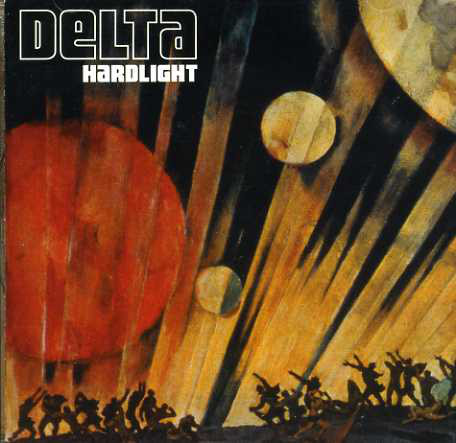 Delta Hardlight CD