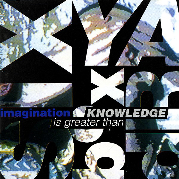 Six Yard Box Imagination Is Greater Than Knowledge CD