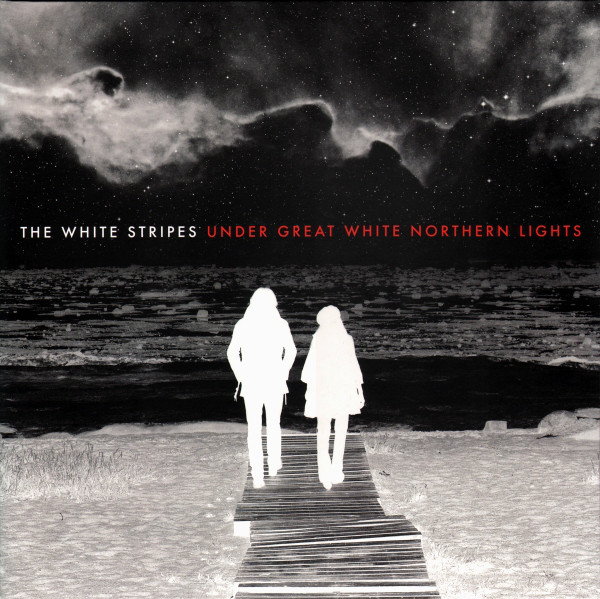 The White Stripes Under Great Northern Lights