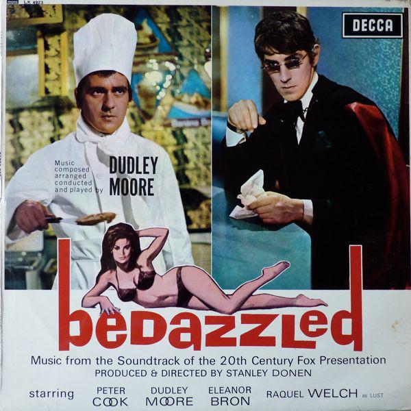 Dudley Moore Bedazzled  Vinyl