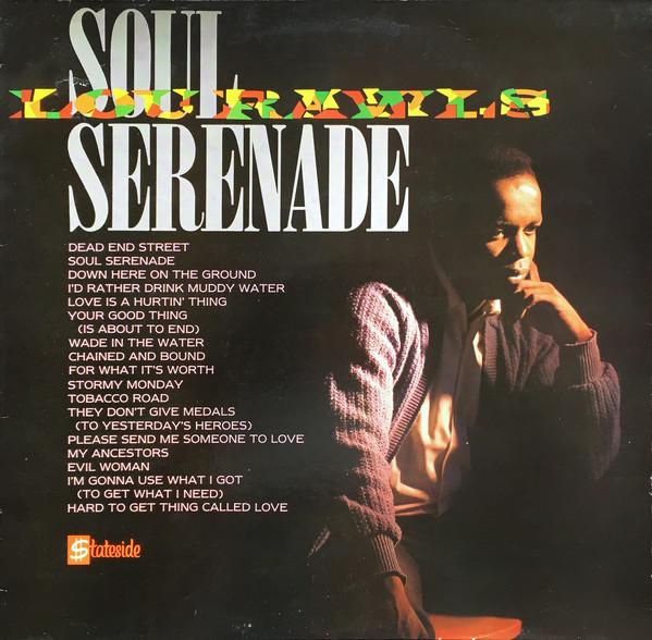 Rawls, Lou Soul Serenade