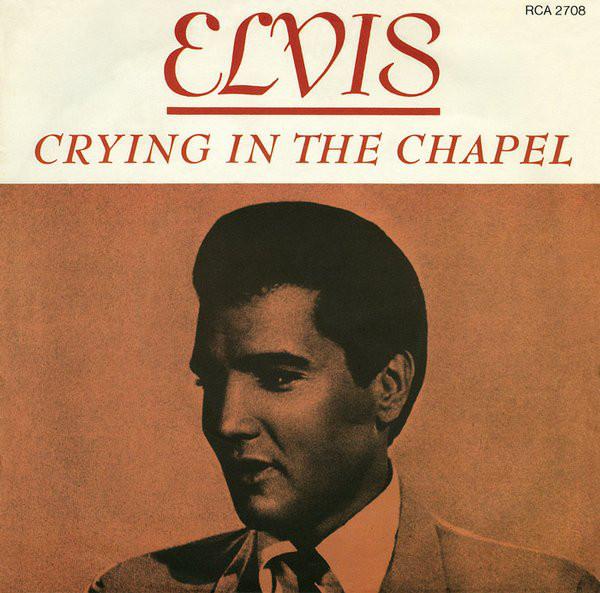 Presley, Elvis Crying In The Chapel Vinyl