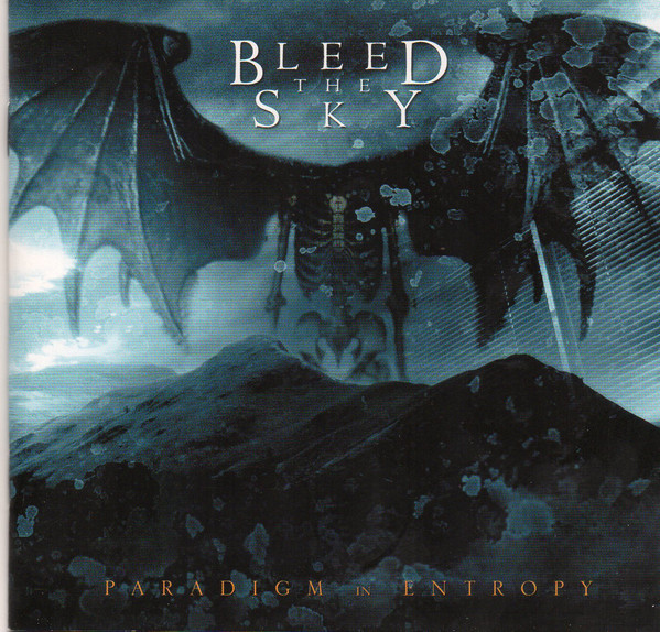 Bleed The Sky Paradigm In Entropy Vinyl