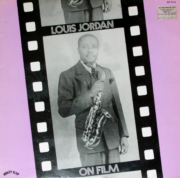 Louis Jordan On Film
