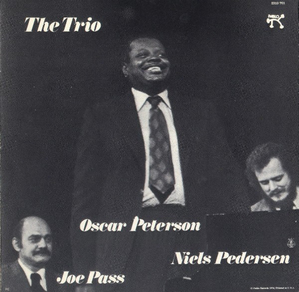 Peterson, Oscar The Trio