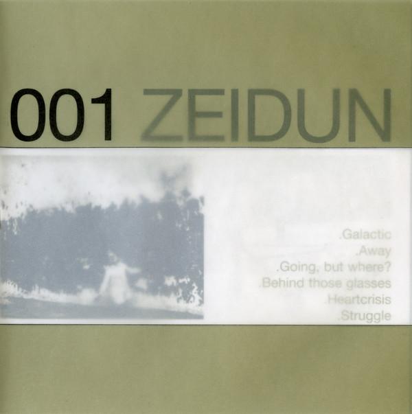 Zeidun 001 CD