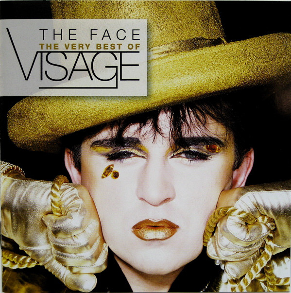 Visage The Face - The Very Best Of Visage CD