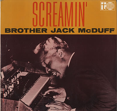 Brother Jack McDuff Screamin'
