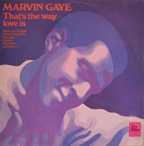Gaye, Marvin That's The Way Love Is