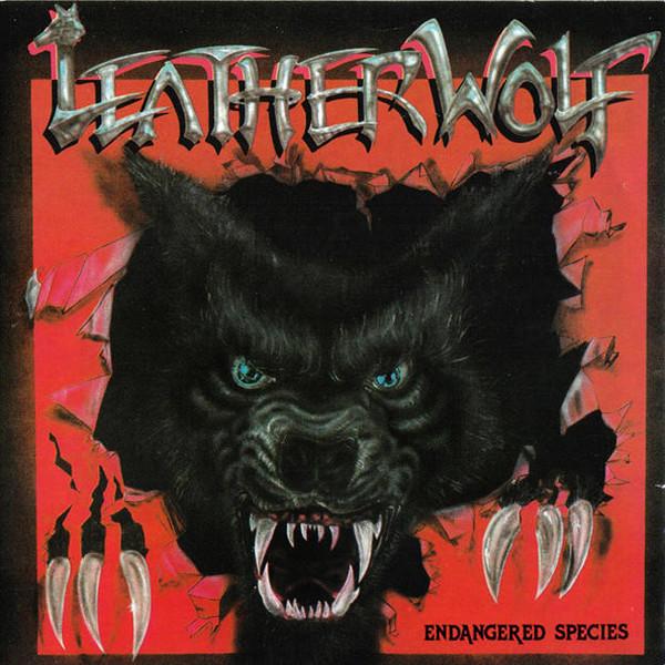 Leatherwolf Endangered Species Vinyl