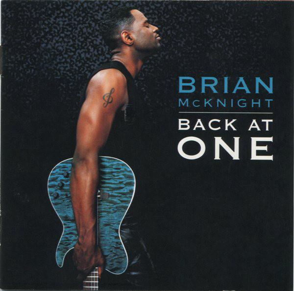 McKnight, Brian Back At One Vinyl