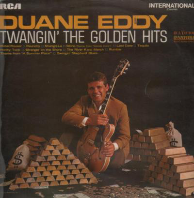 Eddy, Duane Twangin' The Golden Hits