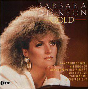 Dickson, Barbara Gold Vinyl