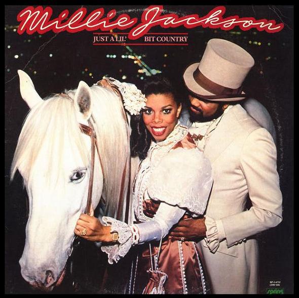 Jackson, Millie Just A Lil' Bit Country Vinyl