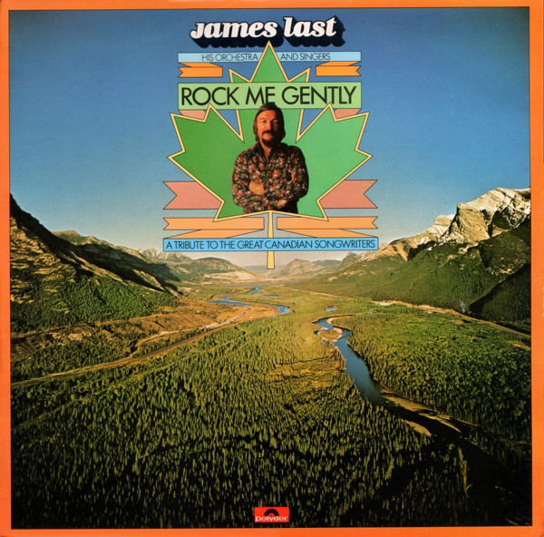 James Last His Orchestra And Singers Rock Me Gently Vinyl