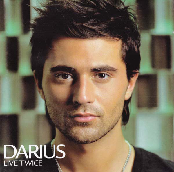 Darius Live Twice  CD
