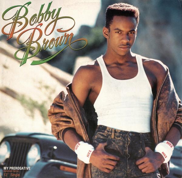 Bobby Brown My Perogative (Extended Remix) Vinyl