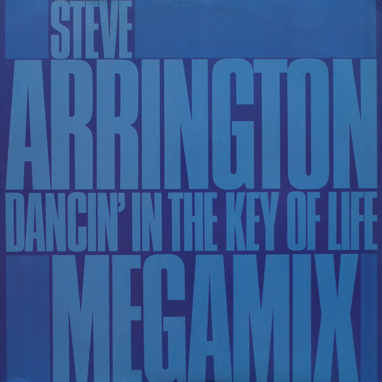 Arrington, Steve Dancin' In The Key Of Life Megamix
