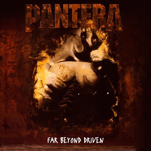 Pantera Far Beyond Driven Vinyl