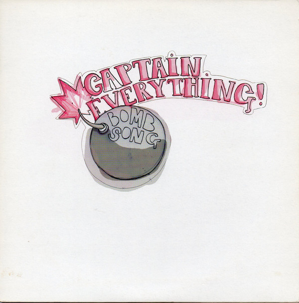 Captain Everything! Bomb Song Vinyl