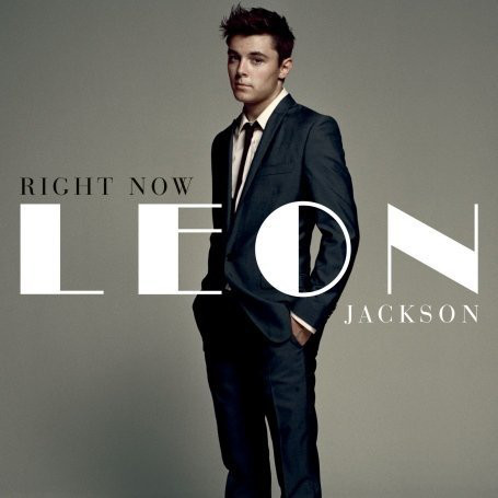 Jackson, Leon Right Now CD