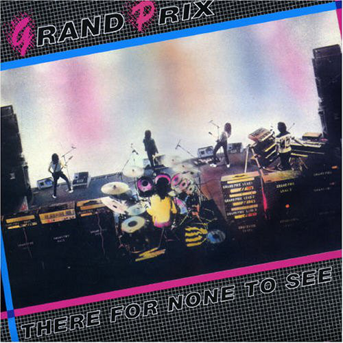 Grand Prix There For None To See Vinyl