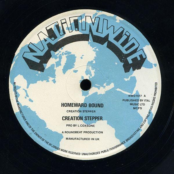 Creation Stepper Homeward Bound Vinyl