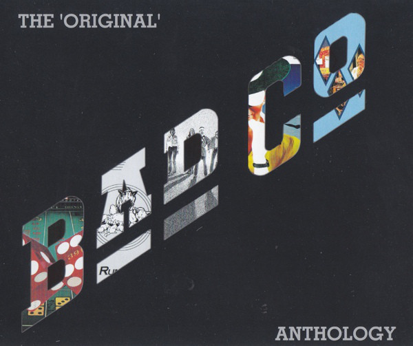 Bad Company The 'Original' Bad Co Anthology CD