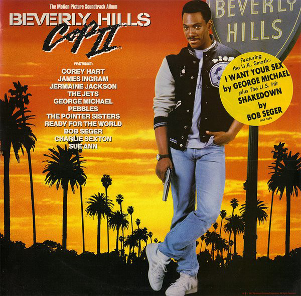 Beverley Hills Cop 2 Various Artists