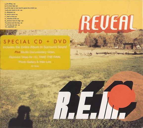 R.E.M. Reveal CD