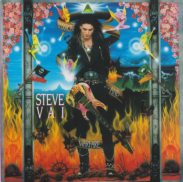 Vai, Steve Passion & Warfare Vinyl