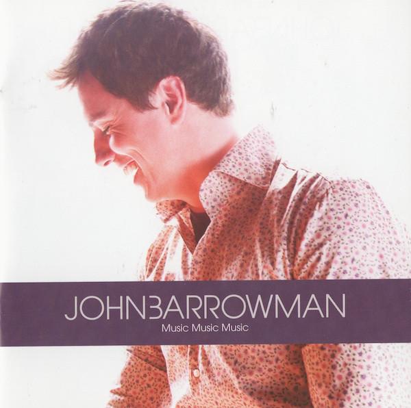 Barrowman, John Music Music Music Vinyl