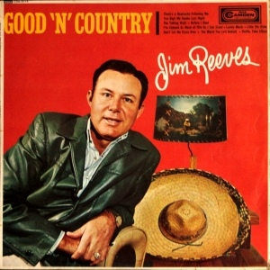 Reeves, Jim God N Country
