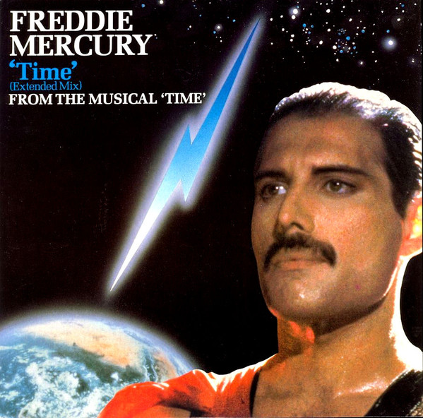 Mercury, Freddie Time