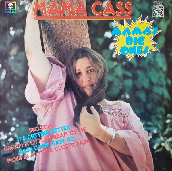 Mama Cass Mama's Big Ones Vinyl