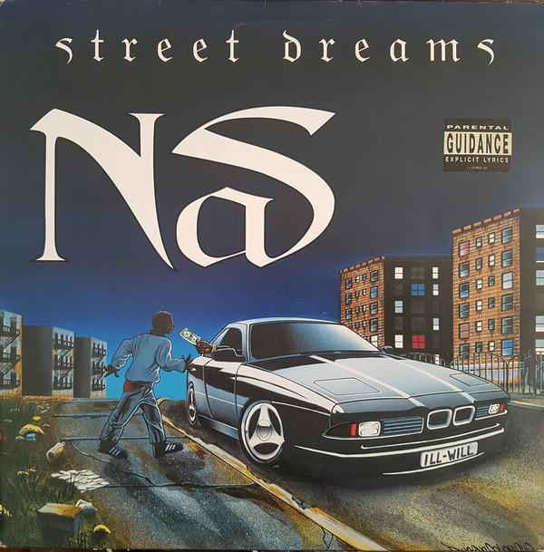 Nas Street Dreams / Affirmative Action (Remix)  Vinyl