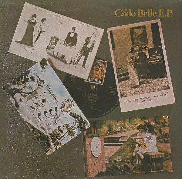 Cado Belle The Cado Belle E.P. Vinyl