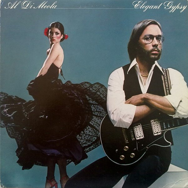 Di Meola, Al Elegant Gypsy Vinyl