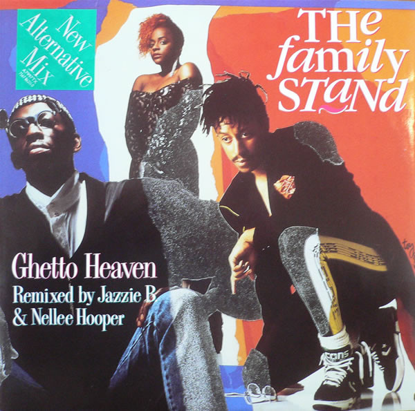 The Family Stand Ghetto Heaven Vinyl