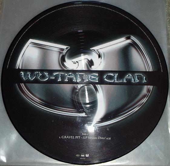 Wu-Tang Clan Gravel Pit Vinyl