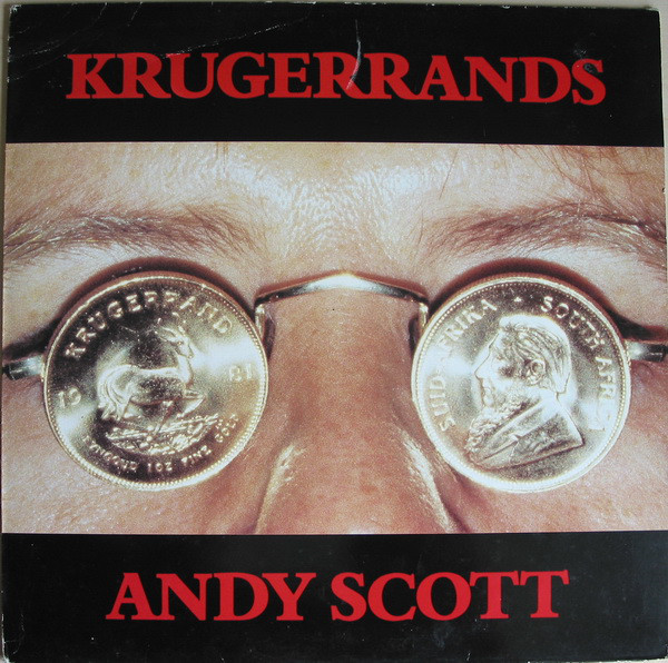 Scott, Andy Krugerrands Vinyl