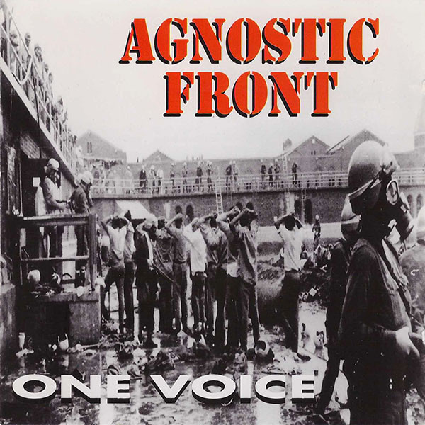 Agnostic Front One Voice CD
