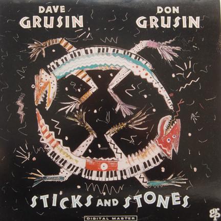 Grusin, Dave & Don Grusin Sticks And Stones