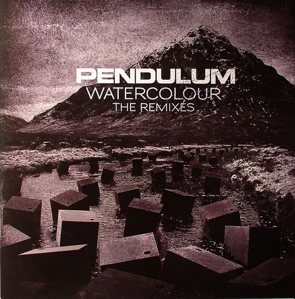 Pendulum Watercolour - The Remixes